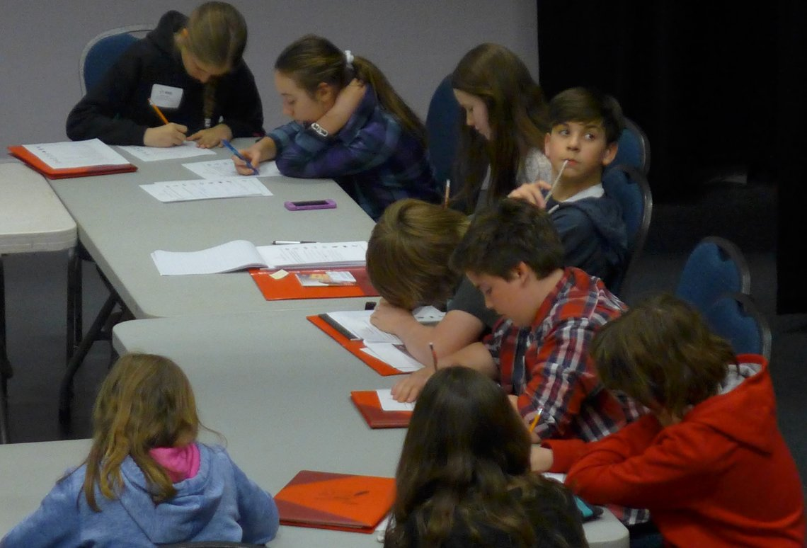 MASC Young Authors/Illustrators Conference