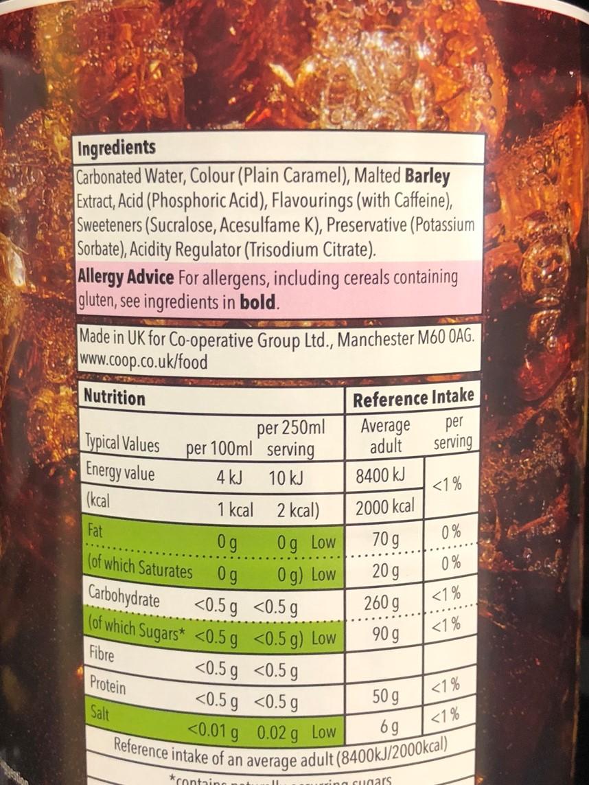 is barley malt extract coeliac safe