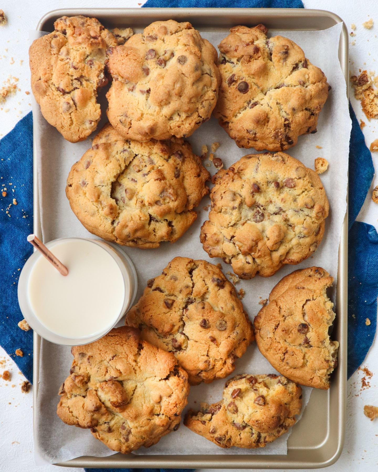 gluten free new york style cookies