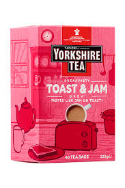 Yorkshire Tea has just invented a toast and jam flavoured brew - YOU  Magazine