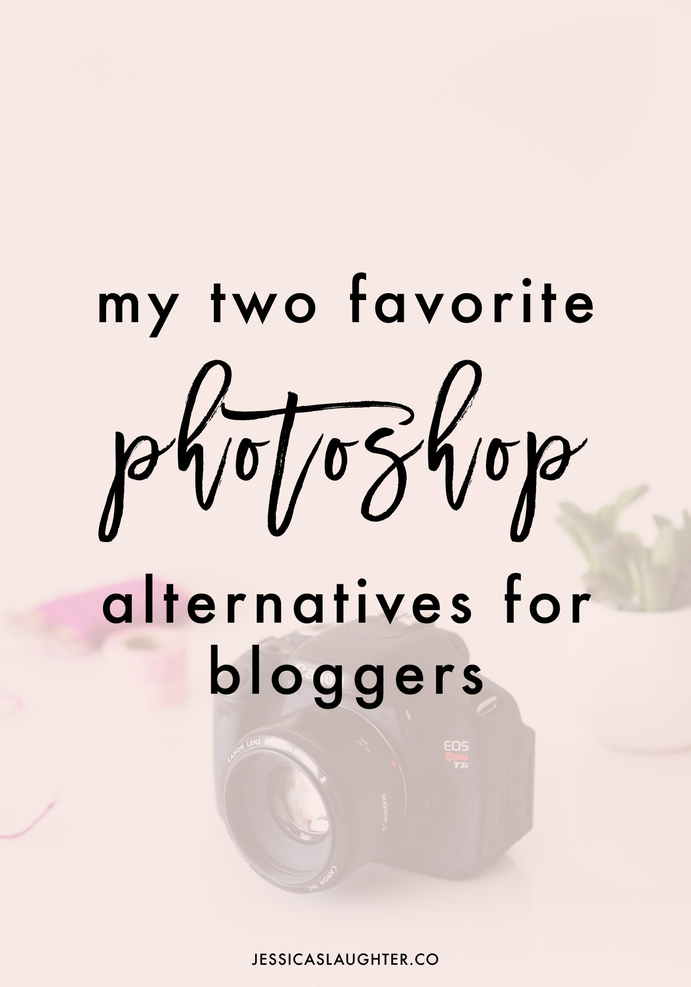 Free Alternatives To Photoshop For Bloggers
