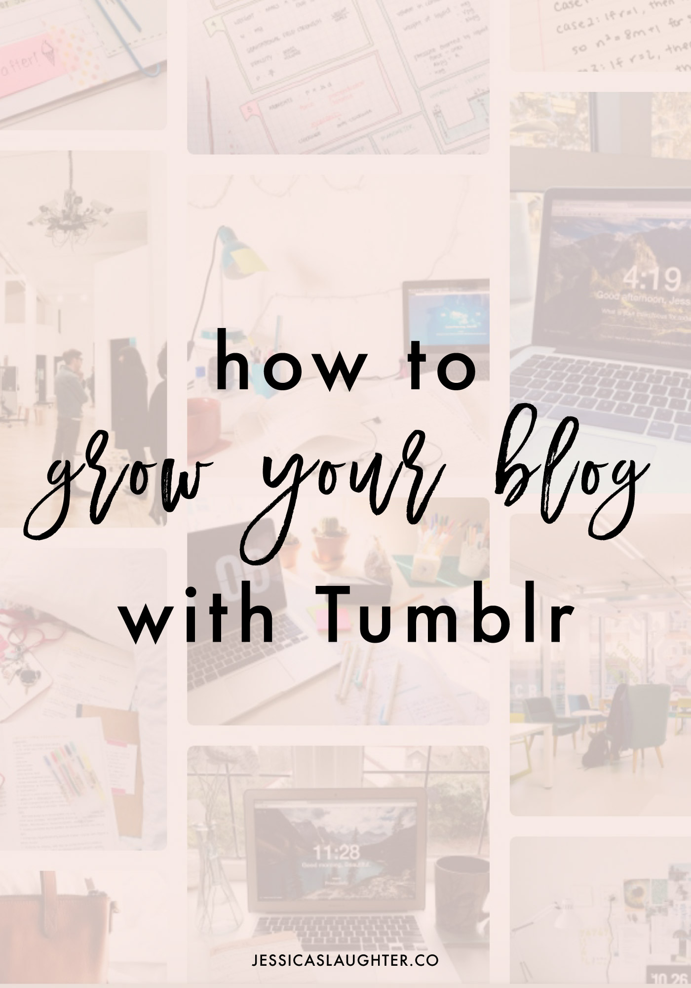 Most bloggers forget about this social platform, but Tumblr has tons of potential for growing your blog!