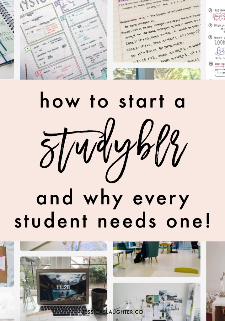A Beginner's Guide To Starting A Studyblr