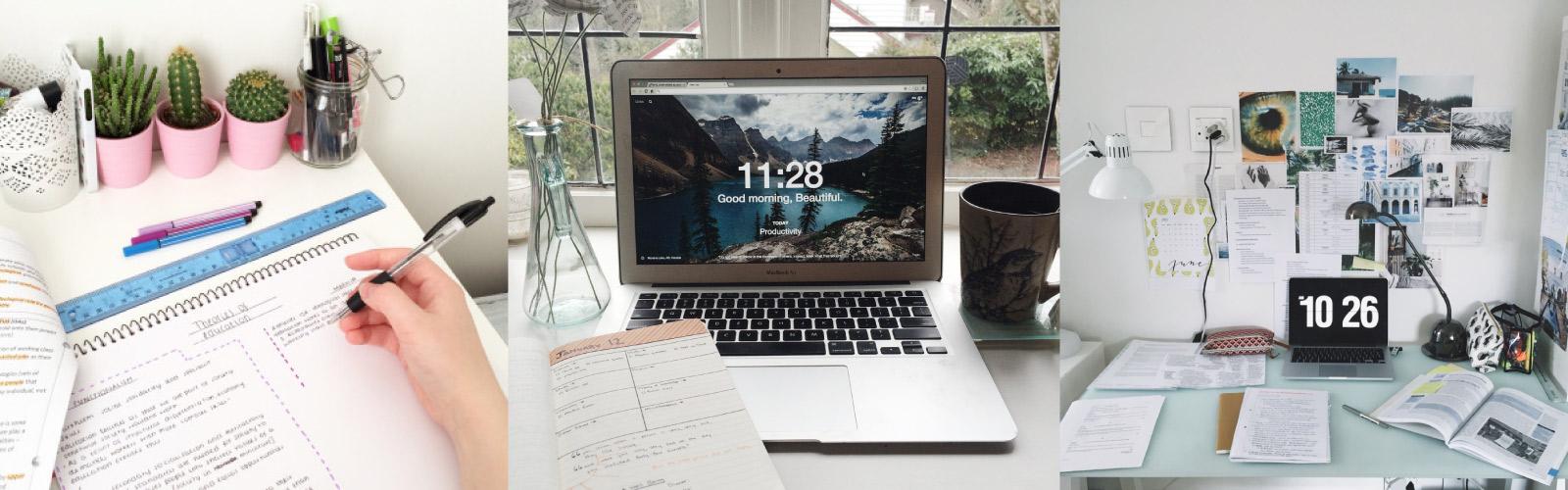 starting a studyblr
