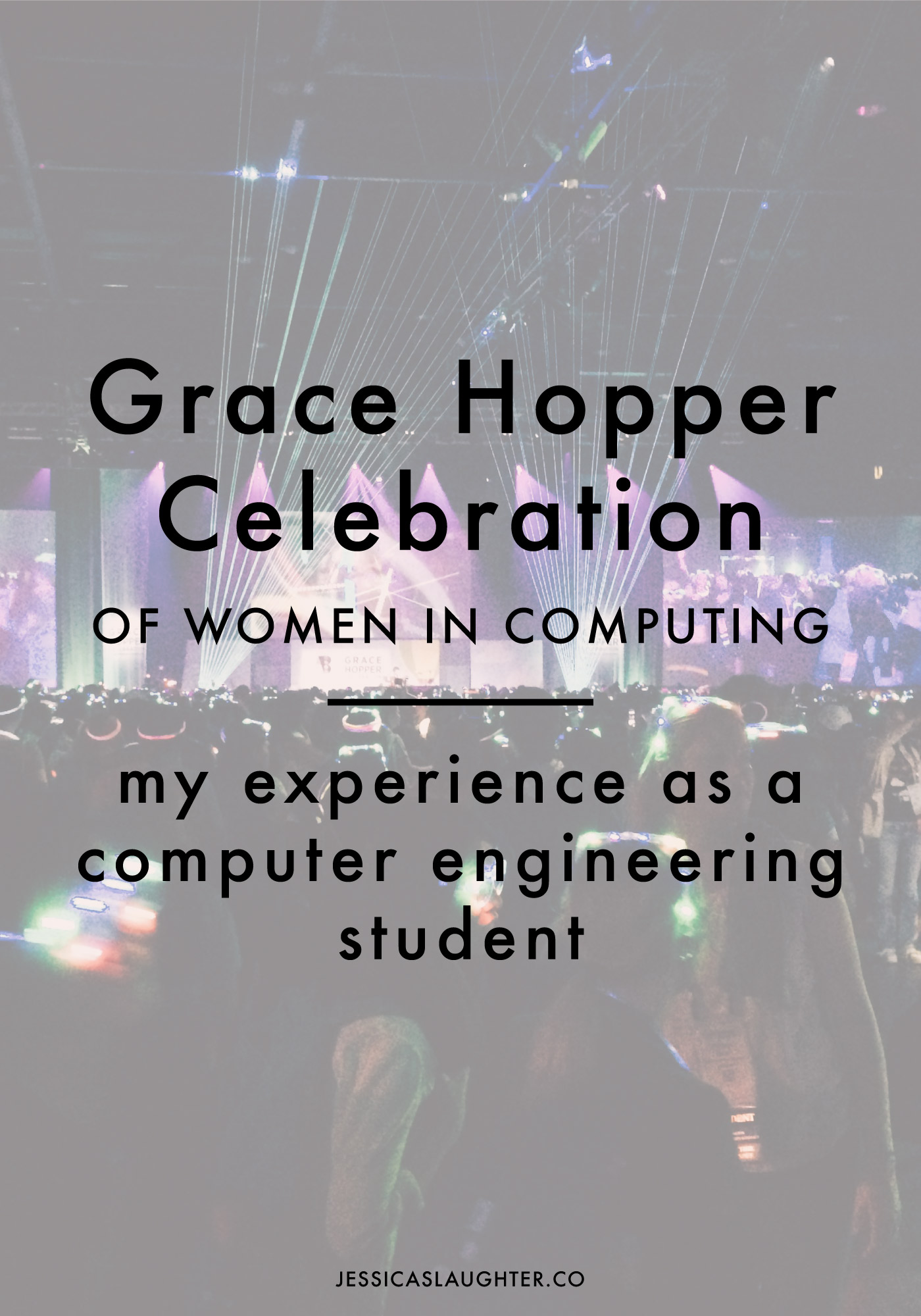 Grace Hopper Celebration of Women in Computing 2016