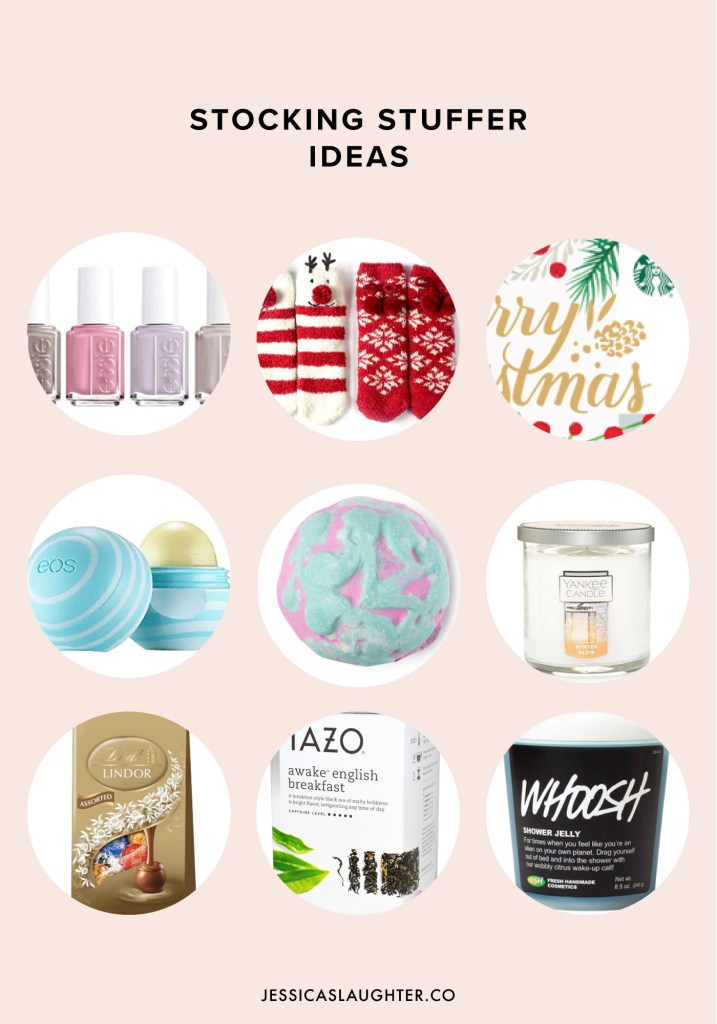 Last Minute Stocking Stuffers