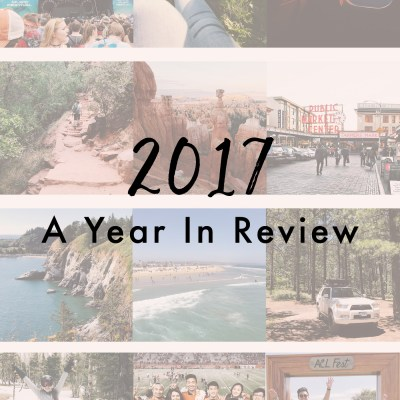 2017: A Year In Review