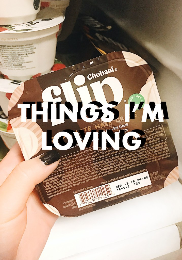 Things I'm Loving (Greek Yogurt, Maui Moisture, Podcasts)