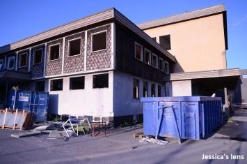Kirkenes old elementary school apartments