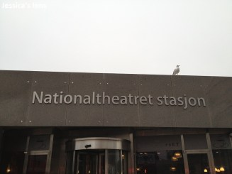 2012-11-13 Nationaltheatret stasjon