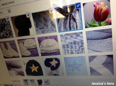 Writing a new post on Jessica's Loft