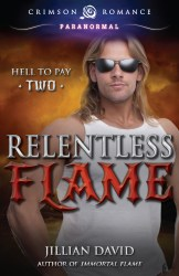 Relentless Flame cover