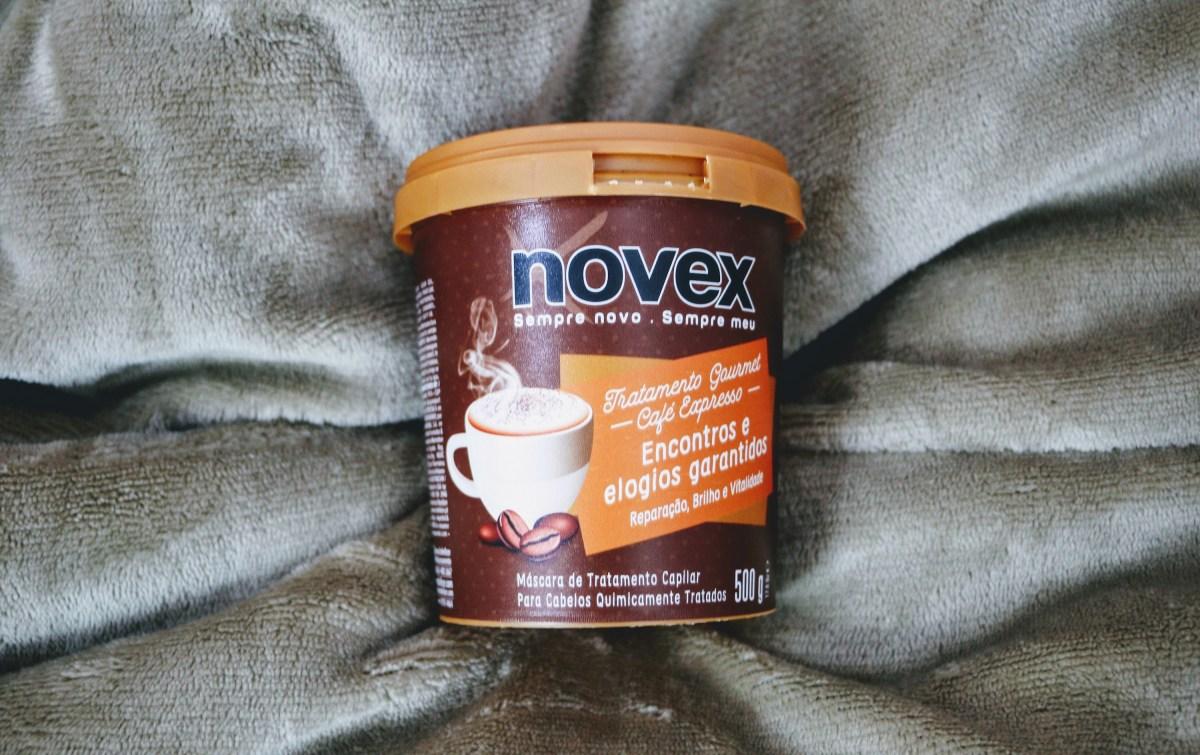 NOVEX CAFÉ EXPRESSO – MÁSCARA GOURMET
