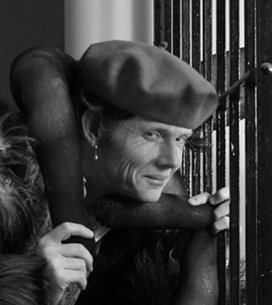 Julian Rhind-Tutt as Louise Bourgeois