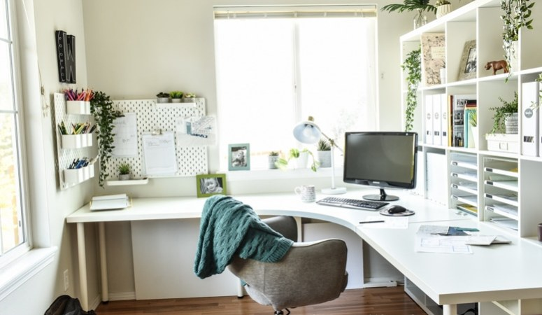 Ikea Home Office Ideas: My New Workspace Reveal!