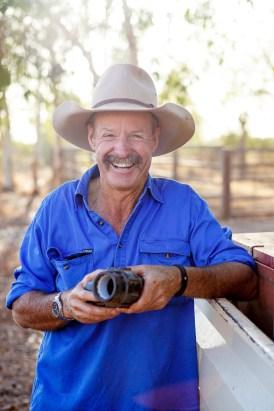 Station worker, Australia's north west