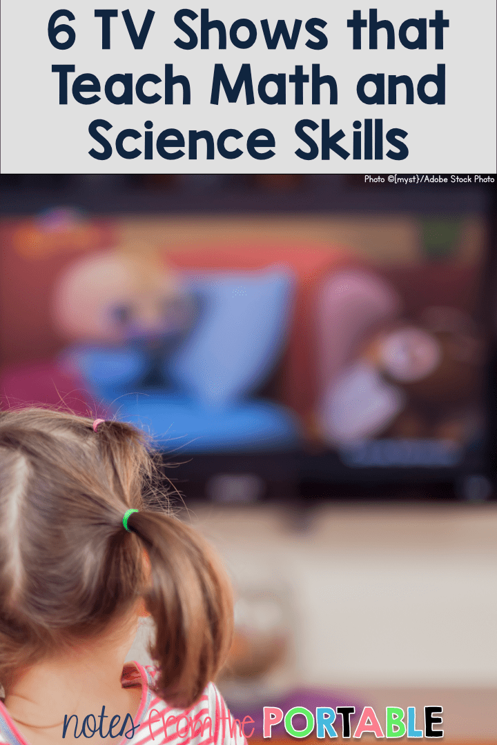 6 TV Shows that Teach Math and Science Skills