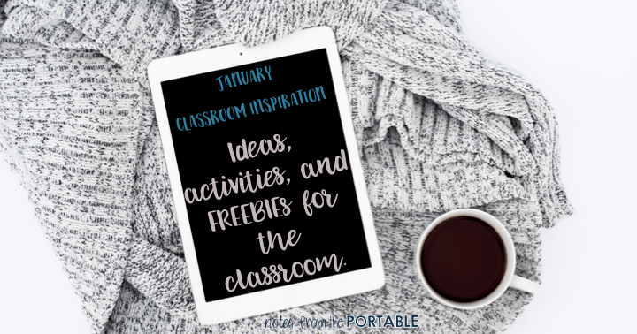 January Teaching Inspiration. Ideas for the teaching in January.