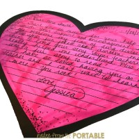 Teacher Love Letters