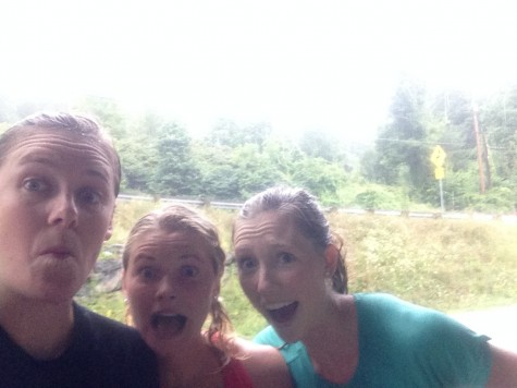 And then there are the days we get rained on during long runs!
