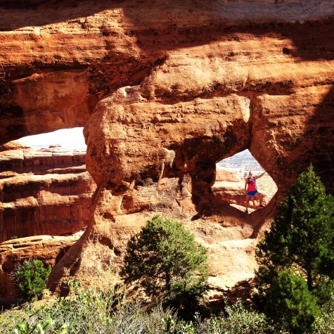 Arches National Park! (photo by Fish)