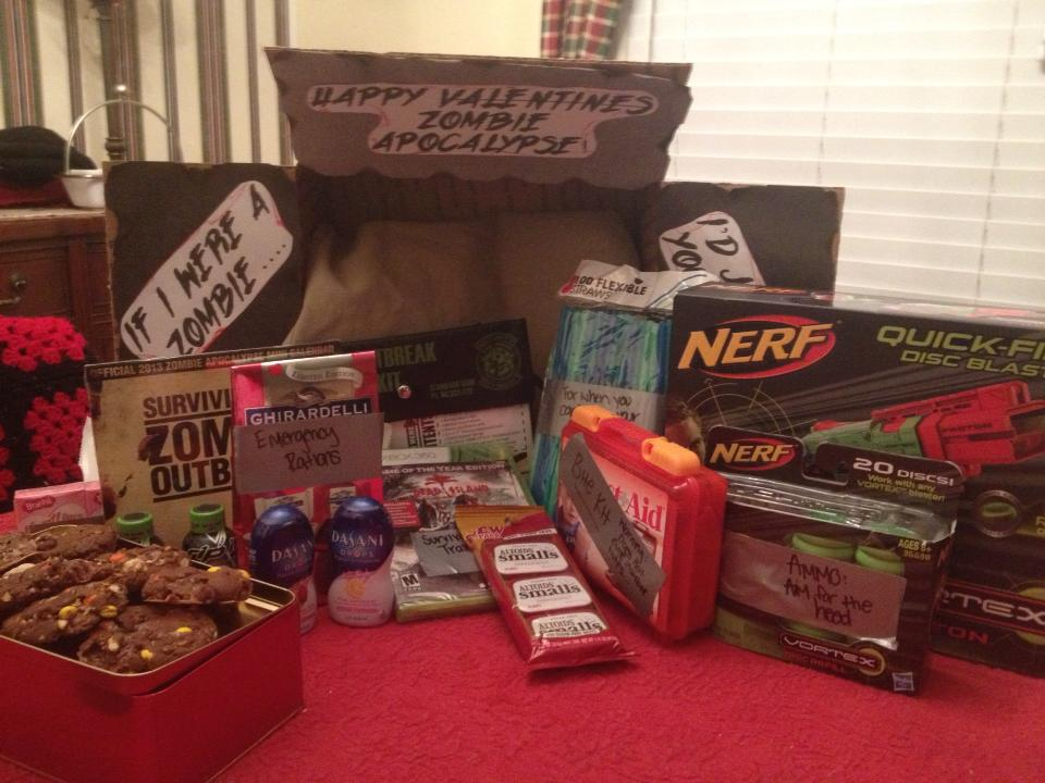 Care Packages Jessie Homemaker