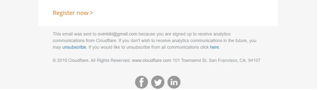 電子郵件行銷