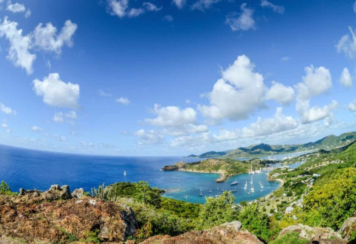 best resorts in antigua
