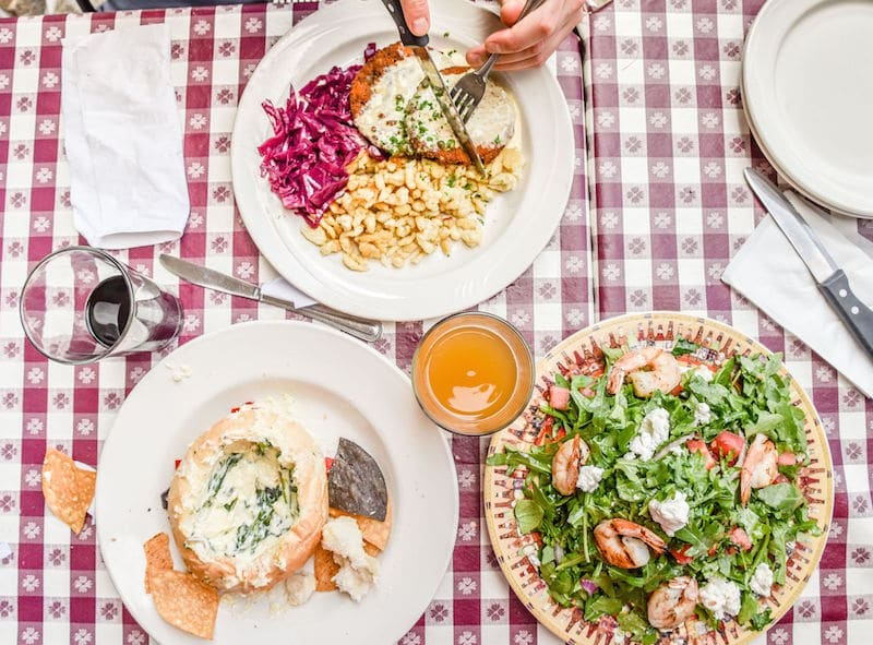 things to do in dutchess county lunch at Hyde Park Brewing Company