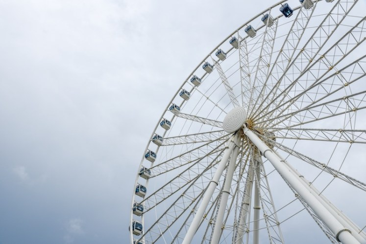 myrtle beach activities skywheel