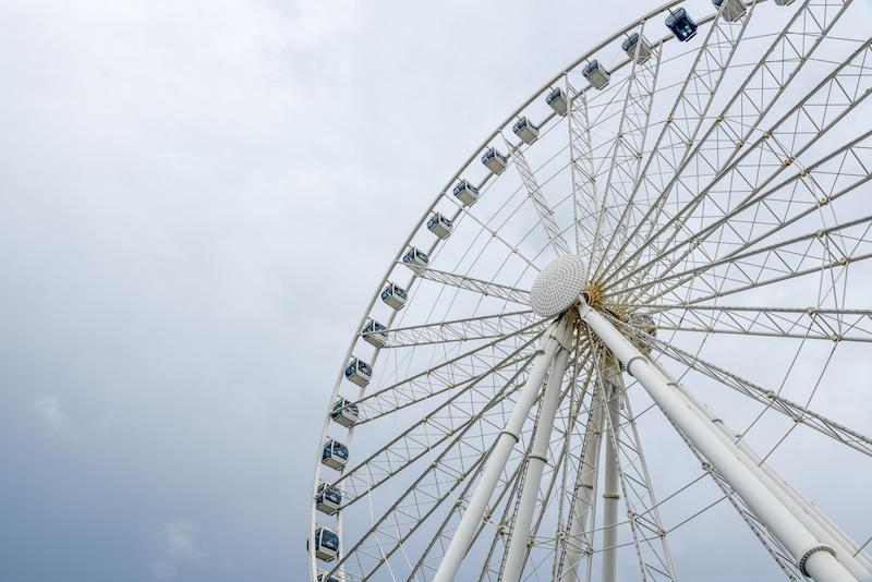 myrtle beach activities skywheel