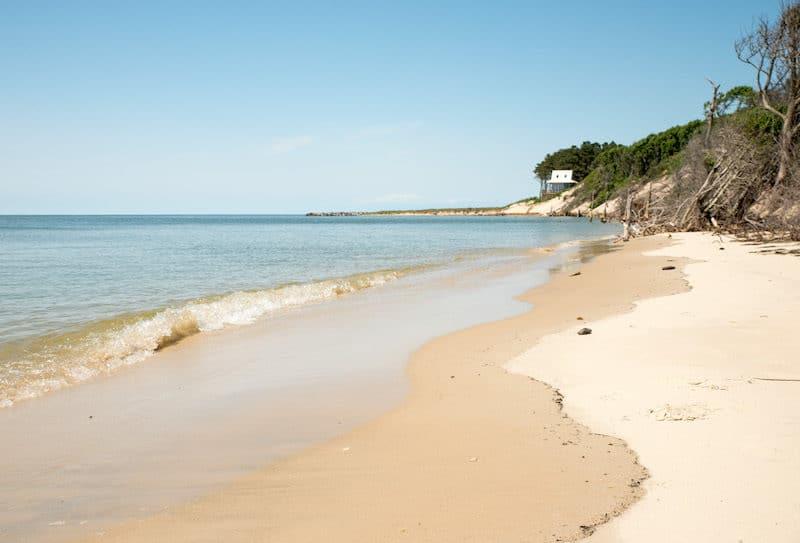eastern shore getaways Chesapeake Bay beach