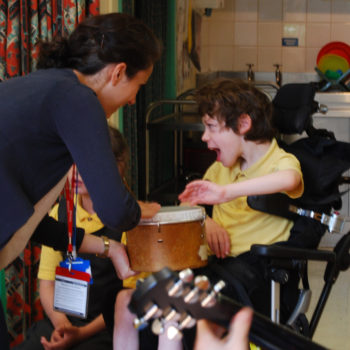 Working with children with complex needs