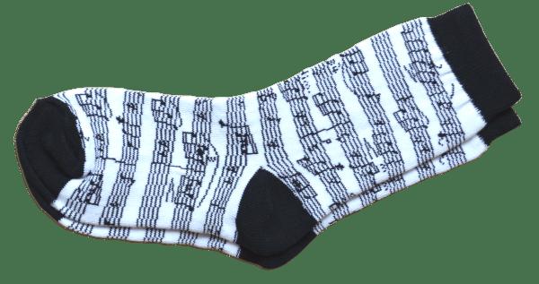 Children's manuscript socks
