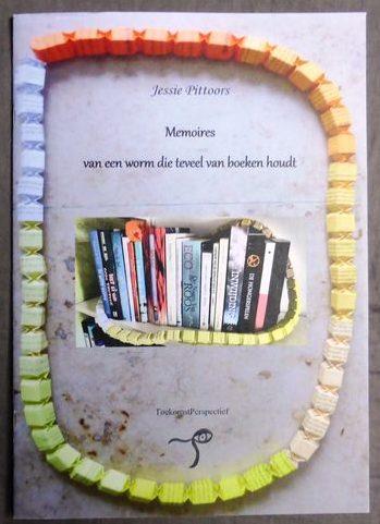 Cover kortverhaal Memoires van een worm die teveel van boeken houdt