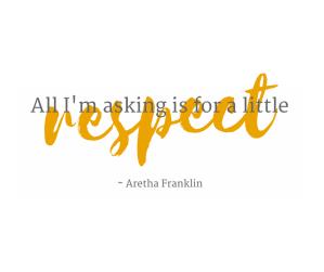 respect - respect