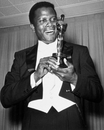 Golden Globe. Film Blogger. Film Lover. Sidney Poitier.