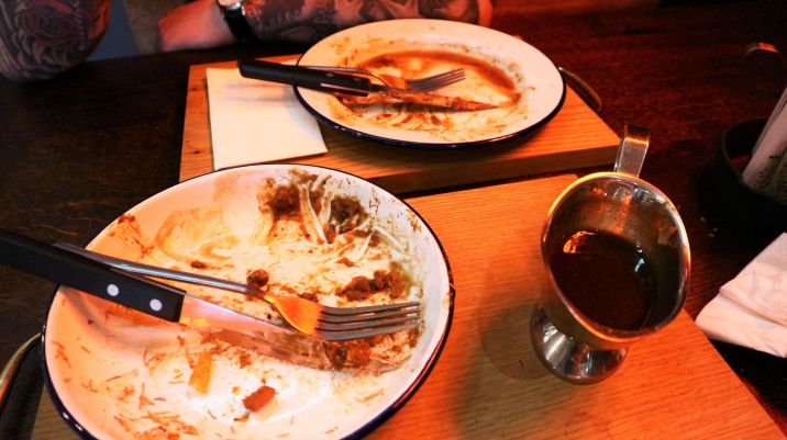 Pieminister. Pieminister Liverpool. City Life Blog. Food Review. Liverpool Blogger.
