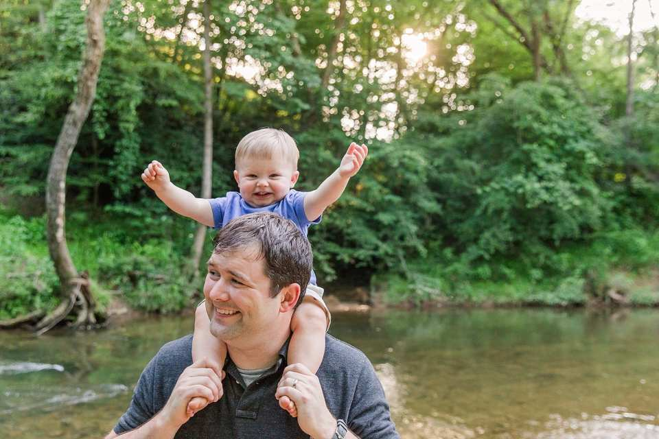 dobson river family photographer