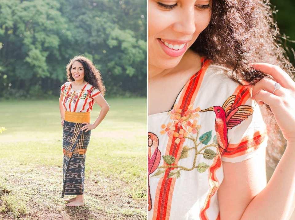 winston salem Guatemalan dress