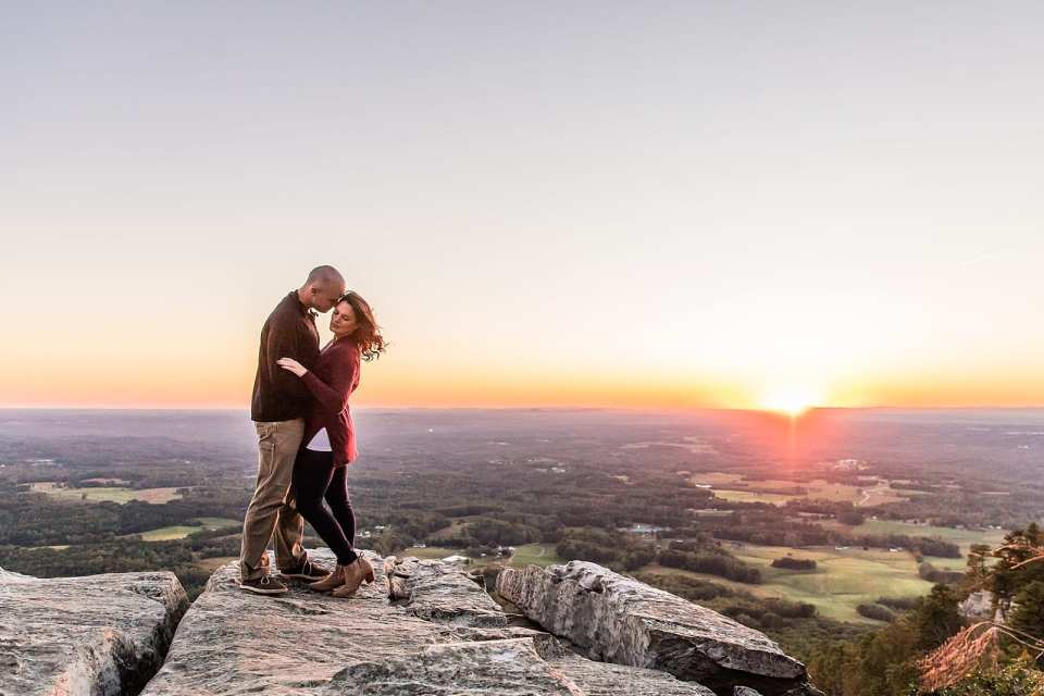 pilot mountain engagement