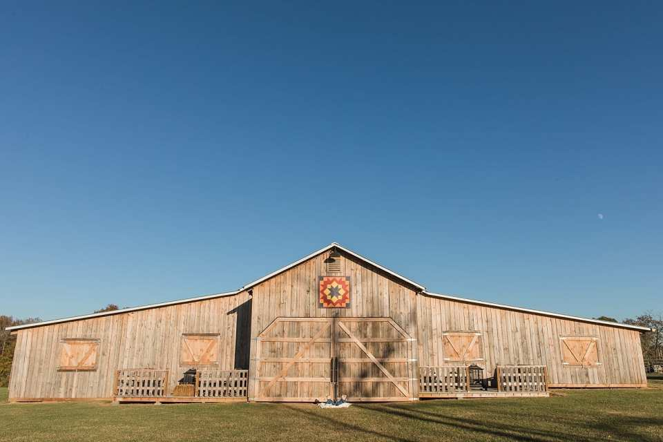 the moser barn ramseur