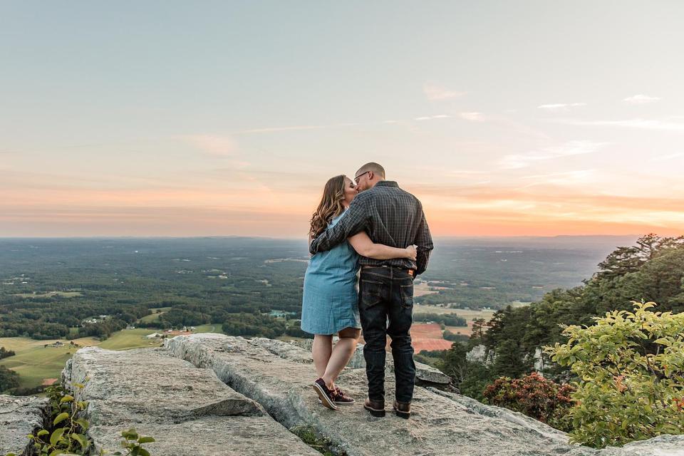 Pilot Mountain Engagement