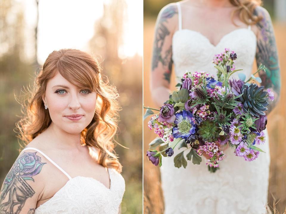 Winston Salem Bride