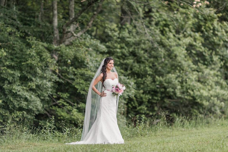 Virginia Mill Bridal Session