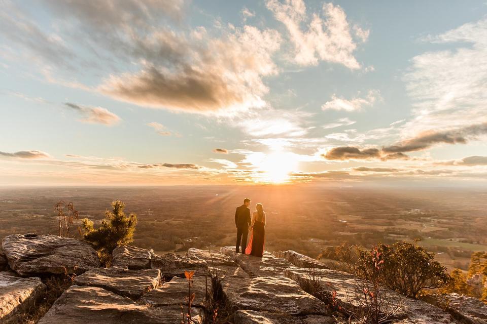Pilot Mountain State Park Engagement