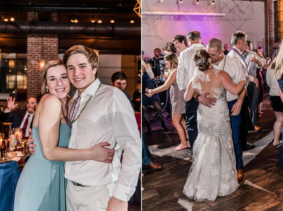 Byron's South End Wedding Charlotte, NC