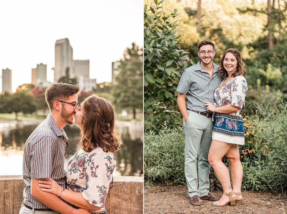 Freedom Park Charlotte Engagement