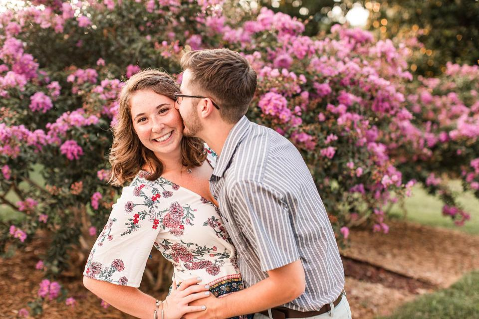 Freedom Park Charlotte Engagement Session