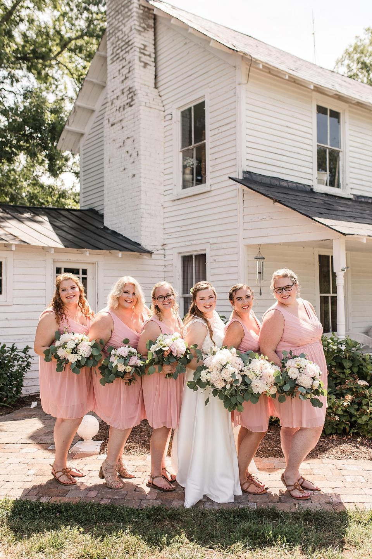 Willstella Farm Wedding Kernersville NC